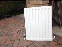 Stelrad single panel fin radiator