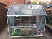 Free greenhouse for collection