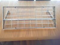 Hahn wall mounted pan rack