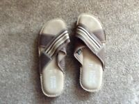 Men's M and S sandals