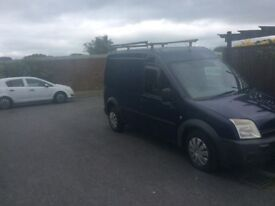 swap ford transit connect Long wheel base for car