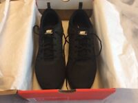 New Woman's Nike Dualtone Racer Trainers UK8