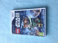 Nintendo Wii Lego Star Wars Game