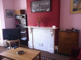 Lovely furnished single room avail 13th February. Bills included. Beautiful shared flat.