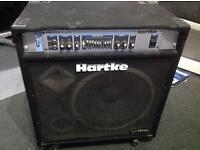 HARTKE 250watt BASS COMBO 1x15