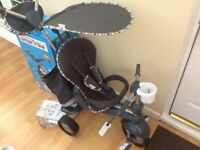 Smart trike 5 in 1 in like new condition