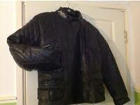 leather jacket buffalo