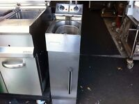 CATERING COMMERCIAL FRYER CAFE FAST FOOD KITCHEN TAKE AWAY RESTAURANT BAR SHOP TYPE