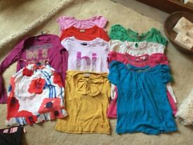 Massive bundle of girls clothes/coats/boots - boden/joules/monsoon/gap/John Lewis etc- 3 DAYS ONLY
