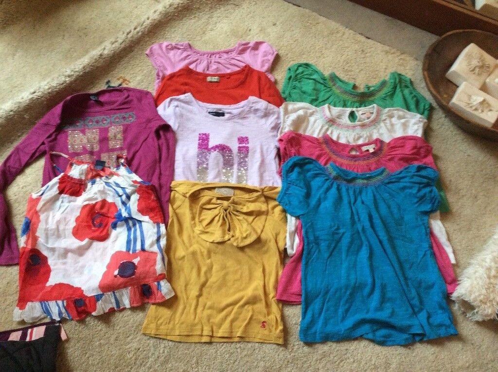 Massive bundle of girls clothes/coats/boots - boden/joules/monsoon/gap/John Lewis etc- 3 DAYS ONLY