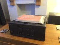 Arcam AVR600 Home cinema multi Chanel receiver