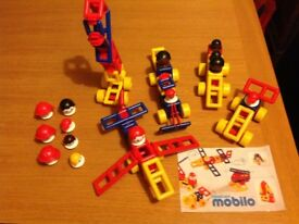 SOLD MOBILO CONSTRUCTION TOY AS GREAT AS LEGO!