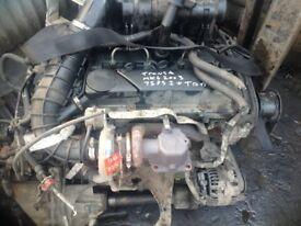 Ford transit mk6 2.0 tddi engine