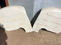 Ford Major Mudguards NEW