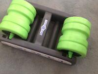 Double Ball Roller Muscle Stretcher Massager