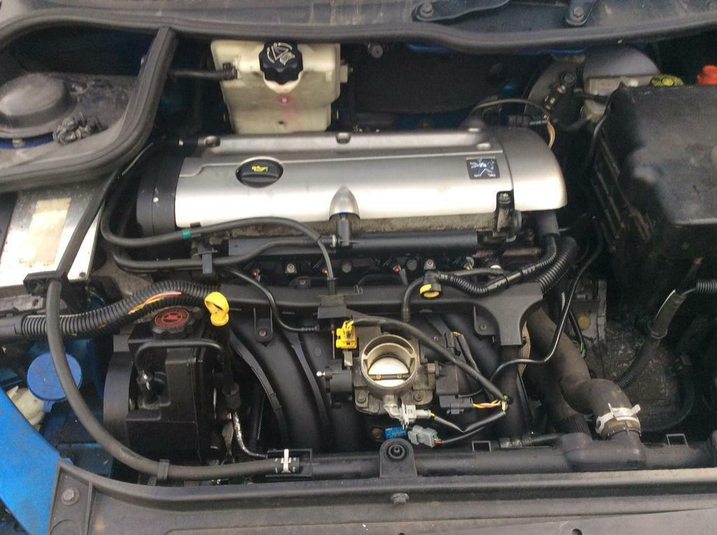 Peugeot 206 gti 2.0 engine and box | in Guildford, Surrey ...