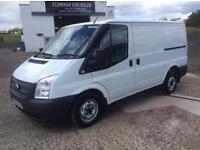 2013 Ford Transit SWB 100/280 6 Speed 66000 miles