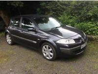2007 RENAULT MEGANE 1.5 d.c.i * £ 30 YEAR TAX * VERY ECONOMICAL 65 M.P.G * 5 DOOR * FULL YEARS MOT