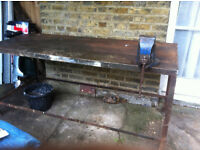 'ENGINEERS WORKBENCH & RECORD 23 VICE'
