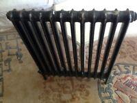 Cast iron raditors