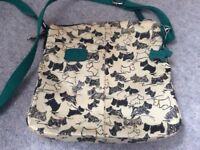 Radley Oilcloth Cross Body Bag