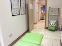 Treatment Therapy Room to Rent in Exclusive Salon in Huddersfield