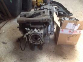 Suzuki Burgman 400 engine for rebuild, from 2002 bike.