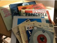 Classical Vinyl LP Collection, includes Glory of Cremona