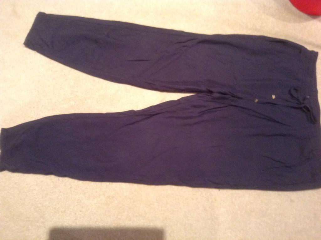 Mango Pants women L
