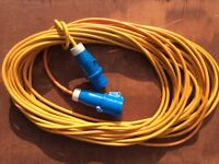 Hook up Mains Cable