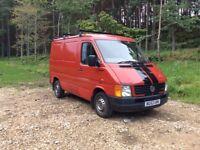 VW LT28 2.5l Van