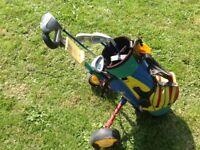 Kids Starter Golf Club Set
