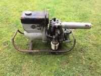 Vintage Collectable Villiers Generator