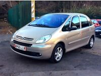 Citroen Xsara Picasso, Diesel, Manual, Lovely Car, Very Clean and Drives A1, MPV