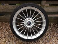 "20"" BMW Alpina style alloy wheel (two available)"