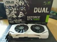 ASUS GTX 1060 DUAL OC 6GB