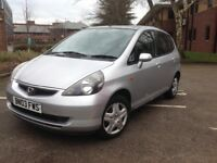 HONDA JAZZ AUTOMATIC _1.3 litr_LOW MILEAGE_ FULL SERVICE HISTORY_ NOT FORD FOCUS VAUXHALL ASTRA GOLF