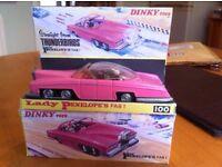 Model cars purchased...Dinky Corgi Matchbox etc..