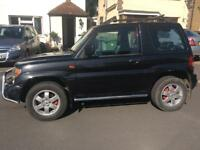 Mitsubishi shogun pinin Mpi animal 1.9 manual petrol