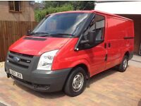 FORD TRANSIT TDCI 2.2 (85) T260S FWD 2008 (57 PLATE)**NO VAT** 110,000 MILES FSH, ONE OWNER