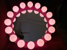 Miss Piggy Hollywood mirror from the VIP range at Habitat.