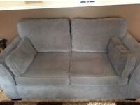 Double seater sofa bed