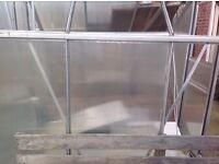 Greenhouse Ali frame