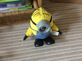 Tumbling Stuart minion-tumbles falls and rises