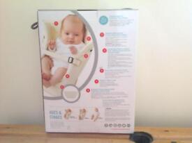 Ergo baby original cotton infant insert.