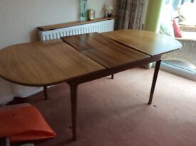 Nathan dining room table (with extender)