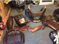 BMW k1000 panels £80 job lot Pick up bolton
