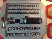 Ratchet Screwdriver and multi-head tools
