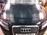 Audi A3 bonnet