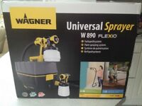 Wagner W890 spraytech Flexio universal paint sprayer